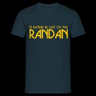 T-Shirts ~ Men's T-Shirt ~ Randan