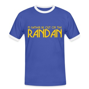 Randan - Men's Ringer Shirt