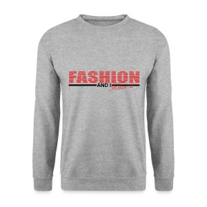 Pull homme fashion and i know it - Sweat-shirt Homme