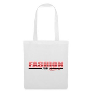 Sac fashion and i know it - Tote Bag