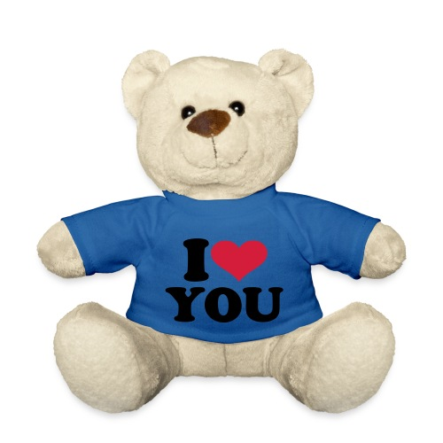 i love you teddybeer - Teddy