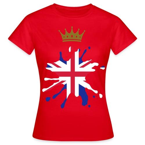 Maglietta uk - Maglietta da donna