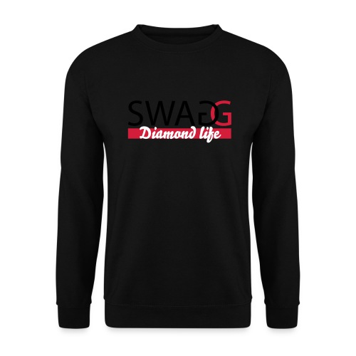 DIAMOND LIFE SWAGG - Mannen sweater