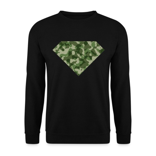 DIAMOND LIFE ARMY - Mannen sweater