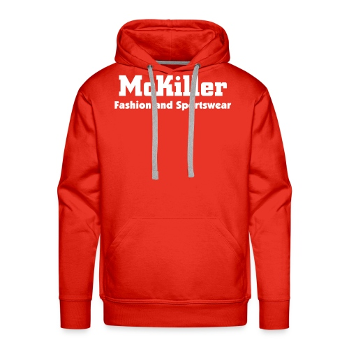 McKiller /   Fashion and Sportswear - Männer Premium Hoodie