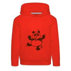 Bluza dla maluszka - Bluza dziecięca z kapturem Premium