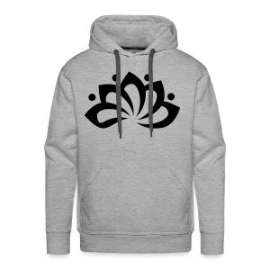 Clarity Grijs - Mannen Premium hoodie