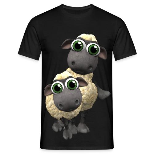 sheep - Männer T-Shirt