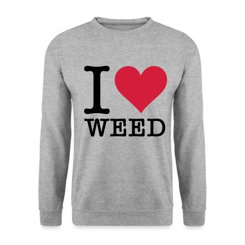 Weed - Mannen sweater