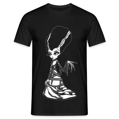Franky Bride - Men's T-Shirt
