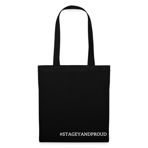 OFFICIAL #STAGEYANDPROUD BAG  - Tote Bag