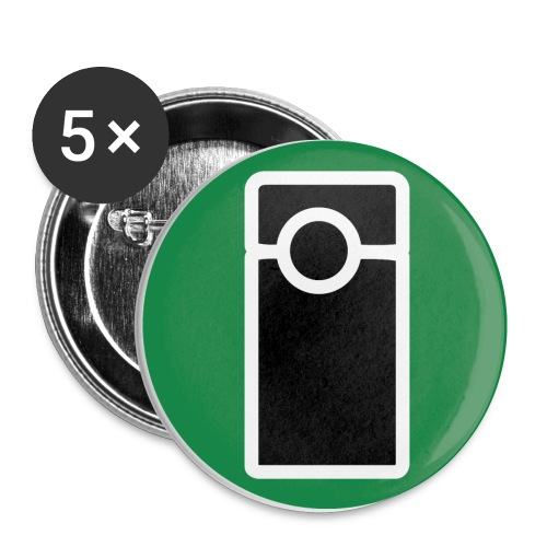 Vlogger (Button) - Buttons small 25 mm