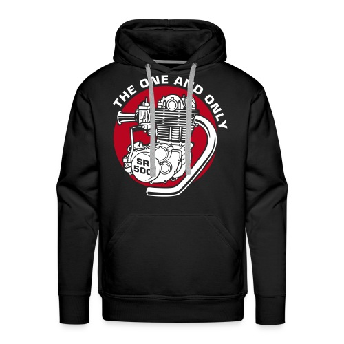 Kapuzenpulli one and only - Männer Premium Hoodie