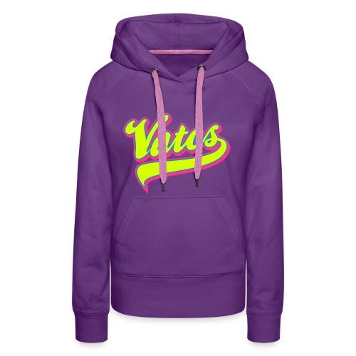 Hoody - chica - Vrouwen Premium hoodie