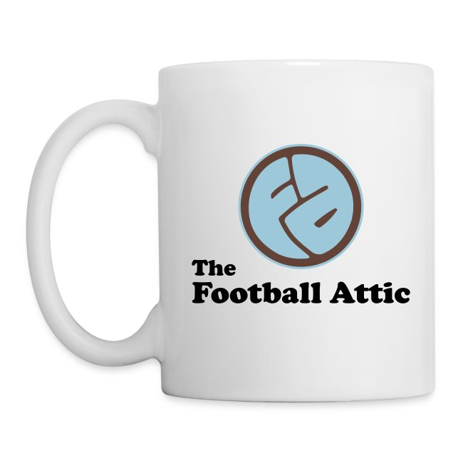 Football Attic Mug - Design 2