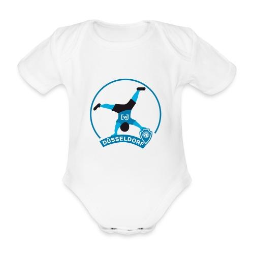 WJ Düsseldorf Baby Body - Baby Bio-Kurzarm-Body