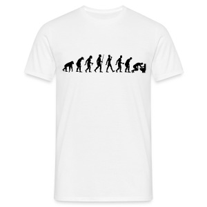 Evolution Man Drunk - Camiseta hombre