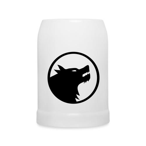 Wolf Beer Mug - Beer Mug