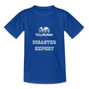 Disaster Expert - Teenage T-shirt