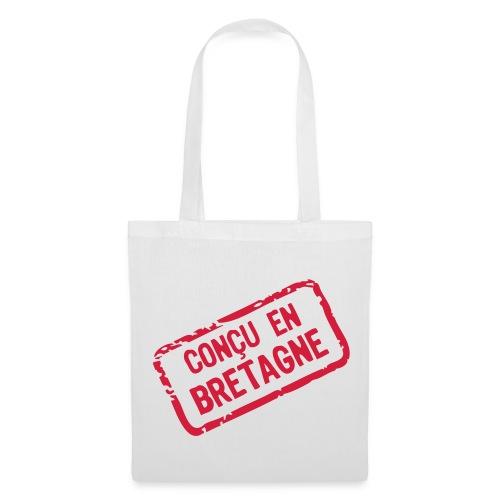 Sac en toile conçu en bretagne - Tote Bag