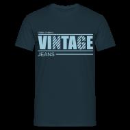 Tee shirts ~ Tee shirt Homme ~ T shirt homme vintage jeans design original