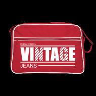 Sacs et sacs à dos ~ Sac Retro ~ Sac rétro vintage jeans design original