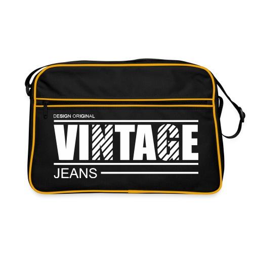 Sac rétro vintage jeans design original - Sac Retro