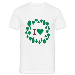 Green Attitude - Adulte - T-shirt Homme