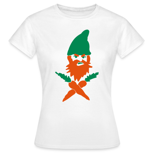 Freibeuter Möhren Zwerg - Frauen T-Shirt