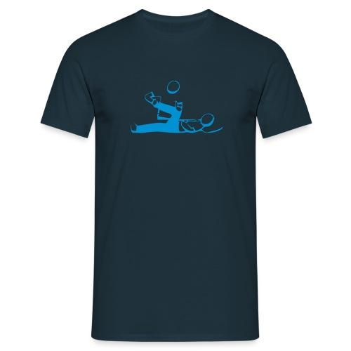 Physiotherapie Ligamenta cruciata - Männer T-Shirt