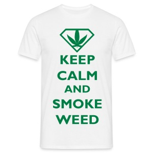 SMOKE WEED HOMME - T-shirt Homme