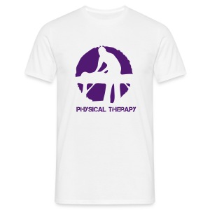 Physical Therapie / Physiotherapie - Männer T-Shirt