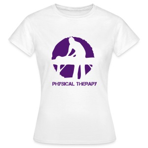 Physical Therapie / Physiotherapie - Frauen T-Shirt