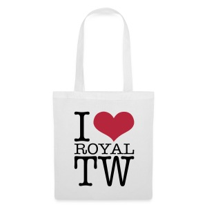 I Love Royal TW Bag - Tote Bag