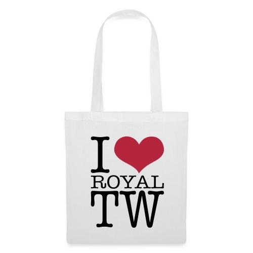 I Love Royal TW Bag - Tote Bag