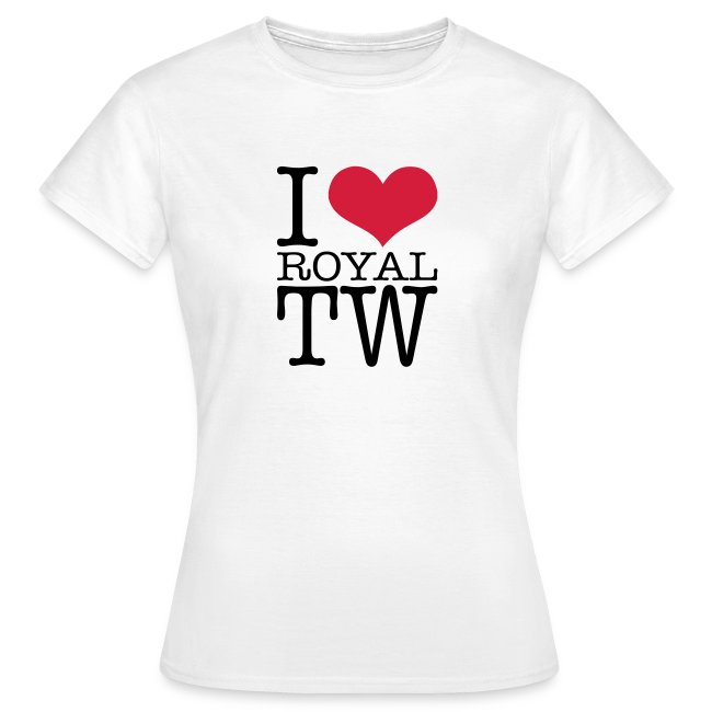 I Love Royal TW T-Shirt