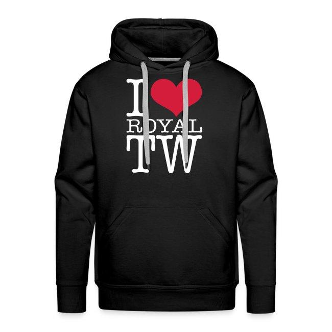 I Love Royal TW Hoodie