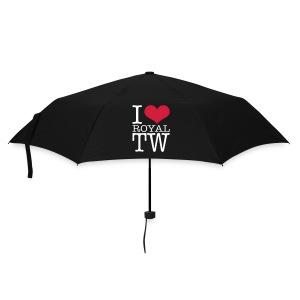 I Love Royal TW Umbrella - Umbrella (small)