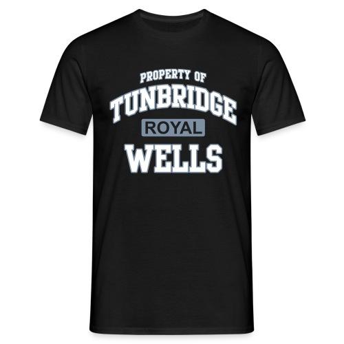 Property of Royal Tunbridge Wells - Men's T-Shirt