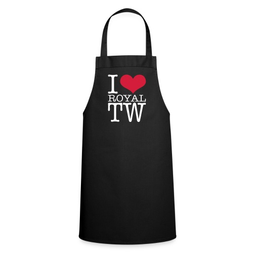 I Love Royal TW Apron - Cooking Apron
