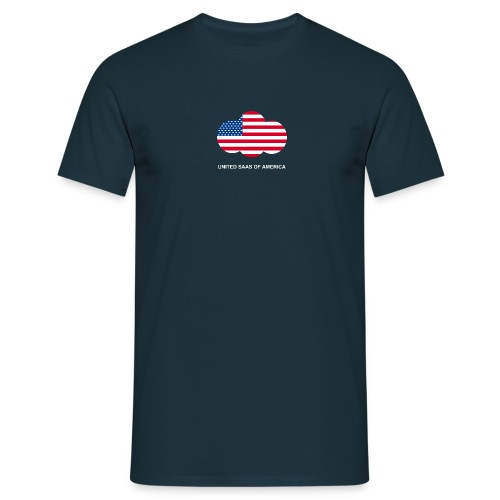 United SaaS of America - T-shirt Homme