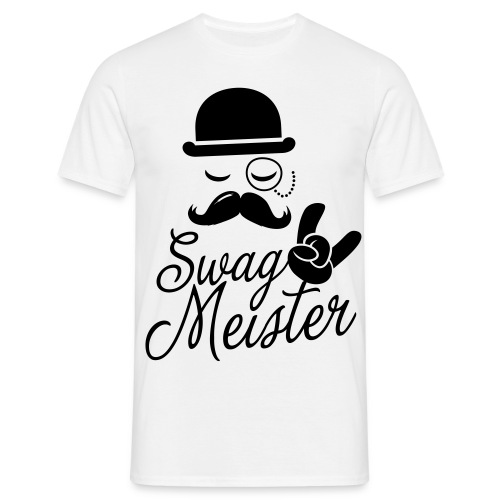 Swag Mister by Yanis.S (HOMME) - T-shirt Homme
