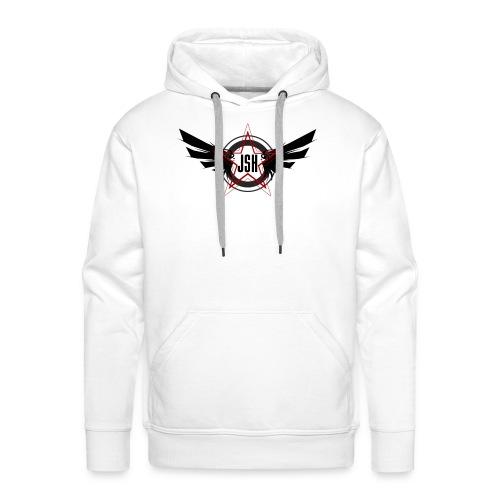 JSH Logo #10-b - Men's Premium Hoodie