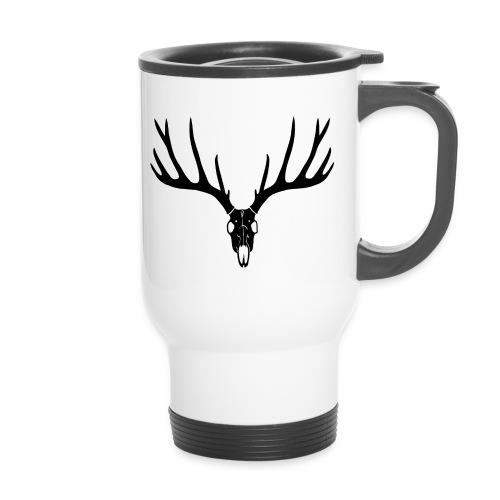 hirsch geweih schädel deer stag skull