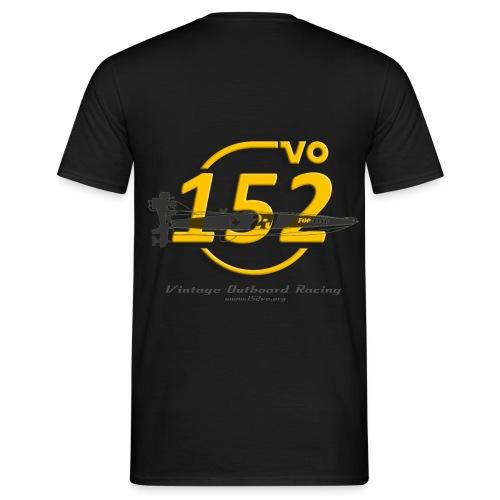 152VO FooLing sunset - Männer T-Shirt