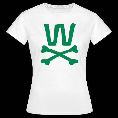Waldorf Freibeuter - Frauen T-Shirt