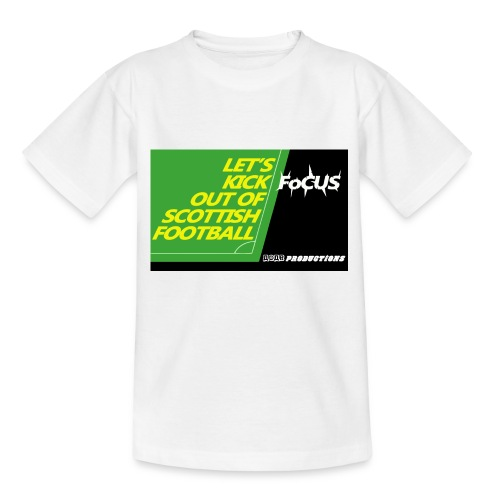 Kick FoCUS out - Kids' T-Shirt
