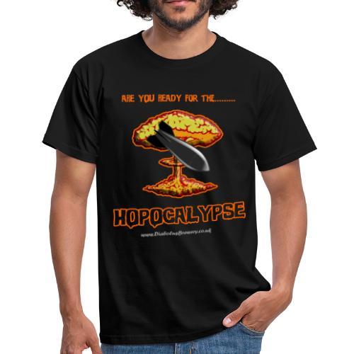 Hopocalypse T-Shirt - Men's T-Shirt