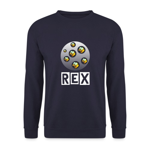 All Those REX - Herre sweater