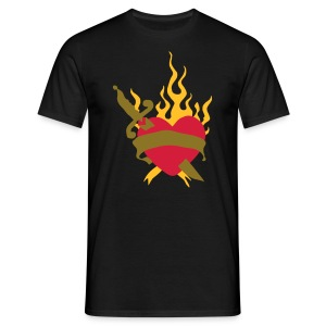 Rockabilly fan?  - Men's T-Shirt